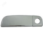Kia Soul Chrome Door Handle Cover Set, 2010