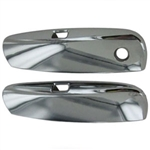 Dodge Challenger Chrome Door Handle Covers, 2011, 2012, 2013, 2014, 2015, 2016, 2017, 2018