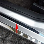 Cadillac SRX Door Sill Trim, 2004, 2005, 2006, 2007, 2008, 2009