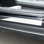 Ford Edge Door Sill Trim, 2007, 2008, 2009, 2010, 2011, 2012, 2013, 2014
