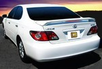 Lexus ES300 Painted Rear Spoiler with light, 2002, 2003, 2004, 2005, 2006