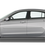 Honda Accord Sedan Painted Body Side Moldings, 2008, 2009, 2010, 2011, 2012