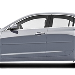 Cadillac ATS Painted Body Side Molding, 2013, 2014