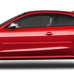Audi A5 Painted Body Side Molding, 2009, 2010, 2011, 2012, 2013, 2014, 2015, 2016
