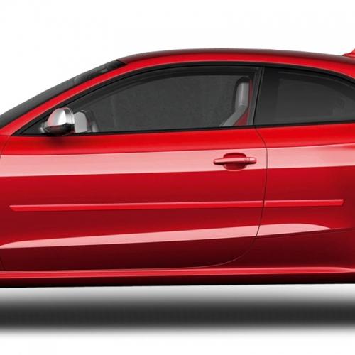 Audi A Door Painted Body Side Molding - Audi 2 door