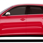 Audi Q3 Painted Body Side Molding, 2012, 2013, 2014, 2015, 2016, 2017, 2018