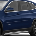 BMW X1 Painted Body Side Molding, 2013, 2014, 2015, 2016, 2017, 2018, 2019