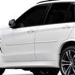 BMW X5 Painted Body Side Molding, 2013, 2014, 2015, 2016, 2017, 2018