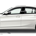 BMW 3-Series Painted Body Side Molding, 2019, 2020