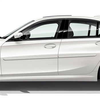 BMW 3-Series Painted Body Side Molding, 2019, 2020, 2021