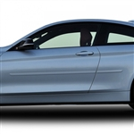 BMW 4-Series Coupe Painted Body Side Molding, 2013, 2014, 2015, 2016, 2017, 2018, 2019, 2020