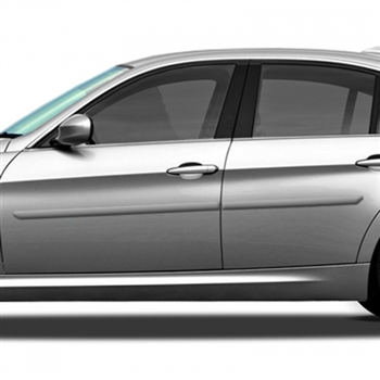 BMW 5-Series Painted Body Side Molding, 2004, 2005, 2006, 2007, 2008, 2009