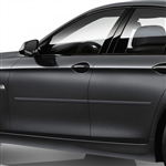 BMW 5-Series Painted Body Side Molding, 2010, 2011, 2012, 2013, 2014, 2015, 2016, 2017, 2018
