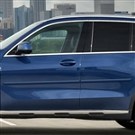 BMW X5 Painted Body Side Molding, 2019, 2020