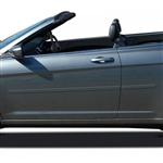 Chrysler 200 Convertible Painted Body Side Moldings, 2011, 2012, 2013, 2014