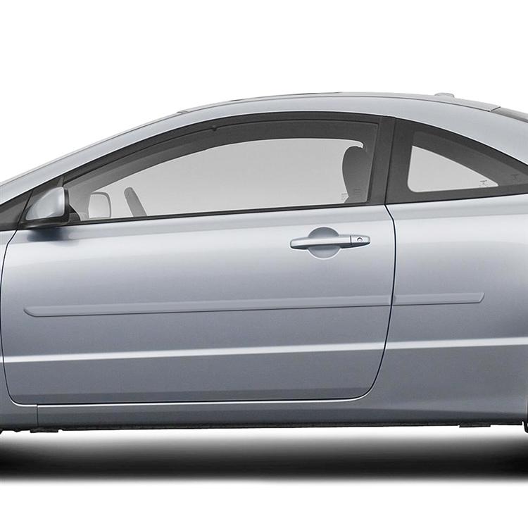 PREMIUM 2006 2007 2008 Honda Civic Coupe Front Bumper Cover Painted