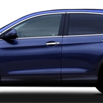 Honda CR-V Painted Body Side Moldings, 2007, 2008, 2009, 2010, 2011
