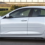 Cadillac CT4 Painted Body Side Moldings, 2020, 2021