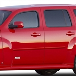Chevrolet HHR Painted Body Side Moldings, 2006, 2007, 2008, 2009, 2010, 2011, 2012
