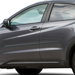 Honda HR-V Painted Body Side Moldings, 2016, 2017, 2018