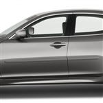 Infiniti M Series Painted Body Side Moldings, 2011, 2012, 2013, 2014, 2015, 2016, 2017, 2018, 2019