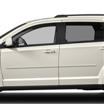 Dodge Journey Painted Body Side Moldings, 2009, 2010, 2011, 2012, 2013, 2014, 2015, 2016, 2017, 2018, 2019