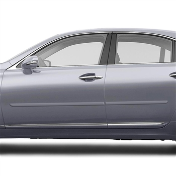 Lexus LS460 Painted Body Side Molding, 2007, 2008, 2009, 2010, 2011, 2012