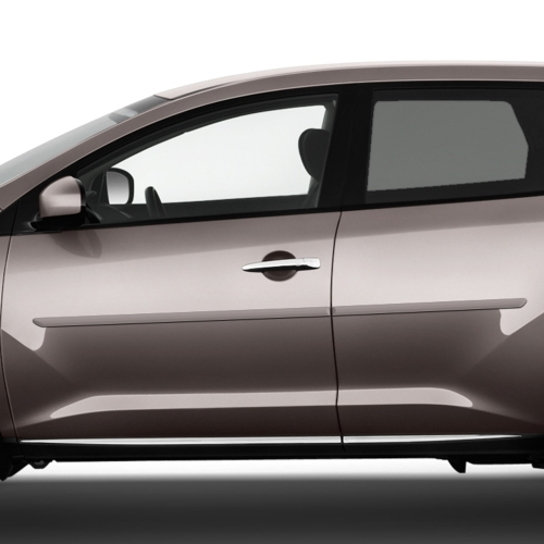 Nissan Murano Painted Body Side Moldings 2009 2010 2011