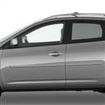 Nissan Rogue Painted Body Side Molding, 2008, 2009, 2010, 2011, 2012, 2013