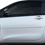 Scion iQ Painted Body Side Moldings, 2012, 2013, 2014