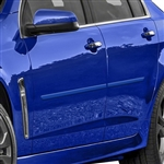 Chevrolet SS Painted Body Side Moldings, 2014, 2015, 2016, 2017, 2018
