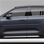 Volvo XC40 Painted Body Side Moldings, 2018, 2019, 2020