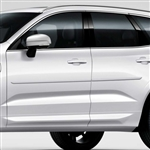 Volvo XC60 Painted Body Side Moldings, 2018, 2019
