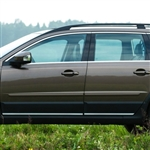 Volvo XC70 Painted Body Side Moldings, 2012, 2013, 2014, 2015, 2016