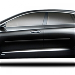 Cadillac XTS Painted Body Side Molding, 2013, 2014, 2015, 2016, 2017, 2018, 2019, 2020