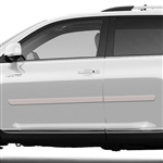 Toyota Highlander Painted Body Side Moldings, 2008, 2009, 2010, 2011, 2012, 2013