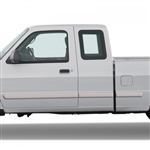 Ford Ranger Painted Body Side Molding, 2005, 2006, 2007, 2008, 2009, 2010, 2011