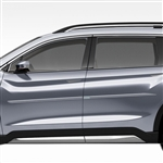 Subaru Ascent Painted Body Side Moldings (beveled design), 2019