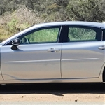Toyota Avalon Painted Body Side Moldings (beveled design), 2019