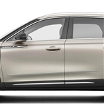 Lincoln Corsair Painted Body Side Moldings, 2020, 2021, 2022