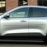 Ford Escape Painted Body Side Moldings,  2020, 2021