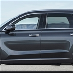Hyundai Palisade Painted Body Side Molding, 2020, 2021, 2022