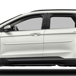 Ford Edge Painted Body Side Moldings, 2015, 2016, 2017, 2018, 2019, 2020