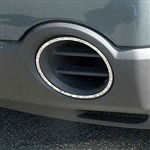 Chrysler Pacifica Chrome Vent Trim, 2pc  2004, 2005, 2006, 2007, 2008