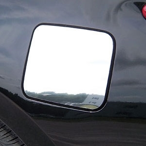 Nissan Altima Sedan Chrome Fuel Door Cover, 2013, 2014, 2015