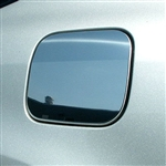 Lexus RX300 / RX350 / RX400 Chrome Fuel Tank Cover, 2004, 2005, 2006, 2007, 2008, 2009