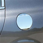 Honda Civic Sedan Chrome Fuel Door Cover, 2006, 2007, 2008, 2009, 2010