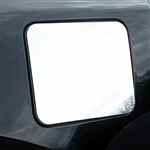Nissan Altima Sedan Chrome Trim Fuel Tank Cover, 2007, 2008, 2009, 2010, 2011, 2012