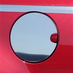 Ford Fusion Chrome Fuel Door Trim, 2006, 2007, 2008, 2009, 2010, 2011, 2012