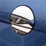 Chrysler Sebring Sedan Chrome Gas Cap Trim, 2007, 2008, 2009, 2010